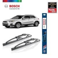 Wiper Mobil Mitsubishi Outlander Sepasang Bosch Advantage