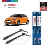Wiper Mobil Frameless Hyundai i20 Bosch Clear Advantage