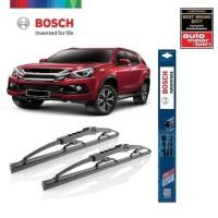 Wiper Mobil Isuzu MUX Sepasang Bosch Advantage