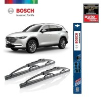 Wiper Mobil Mazda CX8 2018 - Onward Sepasang Bosch Advantage