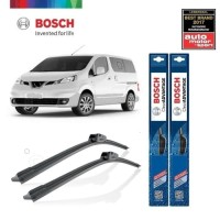 Wiper Mobil Frameless Nissan Evalia Bosch Clear Advantage