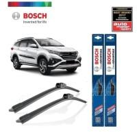 Wiper Mobil Frameless Daihatsu Terios 2018 Bosch Clear Advantage