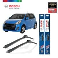Wiper Mobil frameless Daihatsu Sirion 2010-2015 Bosch Clear Advantage