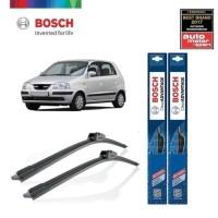 Wiper Mobil Frameless Hyundai Atoz Bosch Clear Advantage