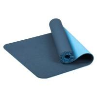 Matras Olahraga Matras Pilates Yoga Mat Karpet Gym Anti Slip 6mm