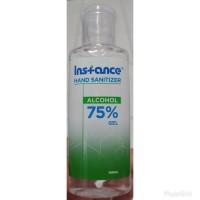 Hand Sanitizer Instance 100 ml (75% Alcohol)