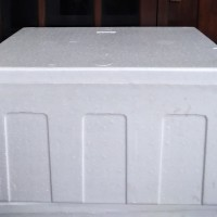 Sterofoam box besar melebar 60kg
