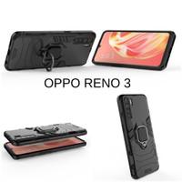 Case Armor Iring Oppo Reno3 Reno 3 Hardcase Hybrid