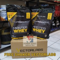 Vectorlabs Master Whey 10lb Free 1lb (Total 11lbs 142 Serving)
