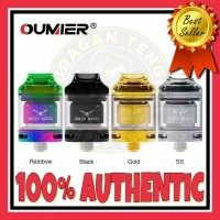 AN - AUTHENTIC WASP NANO RTA By OUMIER Tank Cap 22MM like RDTA 23mm