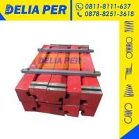 Toggle Block PE 250 x 1200 / Jaw Crusher Shanbao