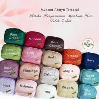 Mukena Abaya Parasut Royale Premium