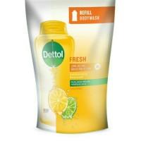 Dettol Bodywash Refill Fresh 250 ML