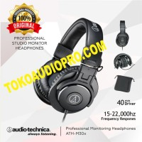 HEADPHONE AUDIO TECHNICA ATH-M30X