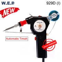 WEP 929D (I) Automatic Welding Auto Feeding Solder Gun Pengumpan Timah