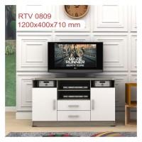 Meja TV rak TV minimalis modern lemari TV cabinet TV Romaro 09
