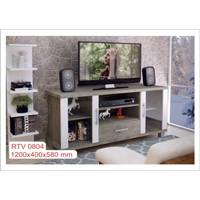 Meja TV rak TV minimalis modern lemari TV cabinet TV Romaro 04