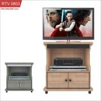Meja TV rak TV minimalis modern lemari TV cabinet TV Romaro 03