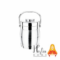 HOME PRO Single Food Carrier / Rantang Tunggal Stainless 1,6 L
