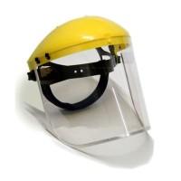 FACE SHIELD VISOR CLEAR FC48 Pelindung Wajah/Safety First/FACE SHIELD