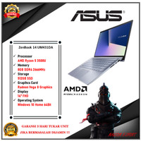 ASUS ZenBook 14 UM431DA AM501T - AMD R5 3500U 8GB 512GB SSD 14 FHD