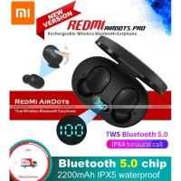 Xiaomi Redmi AirDots Pro TWS Wireless Bluetooth 5.0 Digital Display