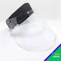 Topi pelindung APD safety virus, corona, sanitize