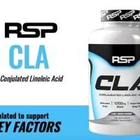 RSP CLA 180 Soft Gels Fat Burner