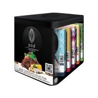PODCHOCOLATE 45g Gift Box – Dark Bali Chocolate (5x45g)