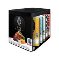 PODCHOCOLATE 45g Gift Box – Milk Bali Chocolate (5x45g)