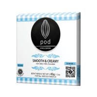 PODCHOCOLATE 'Creamy Milk' Bali Chocolate