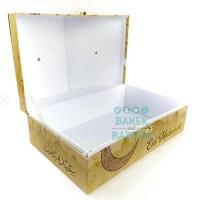 Hard box lebaran 3 toples FLIP 131058 hardbox 3toples idul fitri kuker