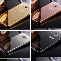 Ready Case Bumper Mirror Aluminium Samsung Grand 1, ( A3,