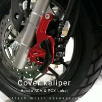 Cover tutup kaliper Caliper honda PCX Lokal R12 532