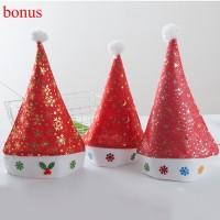 Topi Santa Claus untuk Dewasa / Anak-Anak