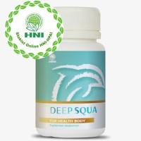 Deep Squa HNI-HPAI/Minyak Squalene/Minyak Ikan isi 50 softgel