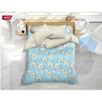 """Bed Cover Super King My Love """" FURANO """" 200x200 BEST QUALITY"""