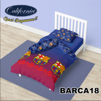 Bed Cover California - BARCA18 - FLAT - 120x200 (Single)