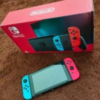 Nintendo Switch V2 / Fullset / Muluss
