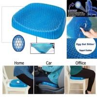 Egg Sitter Tempat Duduk Bantal Alas Silikon Empuk Support Cushion