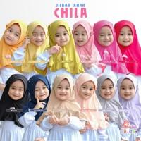 Jilbab Anak Chila | Jilbab MiuLan Anak Original Kerudung Anak Lucu