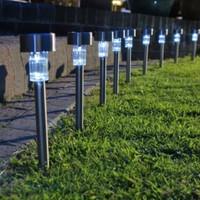 Lampu Taman LED Garden Lamp Tenaga Cahaya Matahari Surya Solar Cell