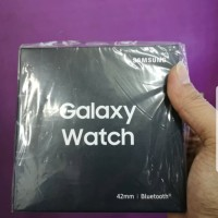 SAMSUNG Galaxy Watch S4 SM-R810 42mm Black (Gear s4 hitam 42 mm) PROMO