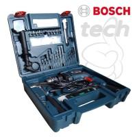 Mesin Bor Tembok Beton Listrik Bosch GSB 13 RE & Tool Kit - Perkakas
