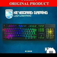 Keyboard Gaming Led Lighting Philips K214