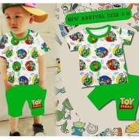 London Kids Setelan Anak Baby Toys Story 2 6bln-4th