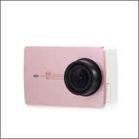 Xiaomi Yi 4K / Yi-4K Travel Edition Action Camera - Pink