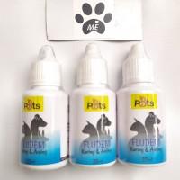 Obat FLU PILEK BATUK DEMAM Kucing Anjing