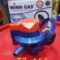 kepala regulator gas kompor winn gas w-900nm non meter