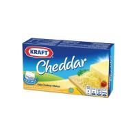 Kraft Cheddar / Keju Kraft Cheddar Cheese keju olahan